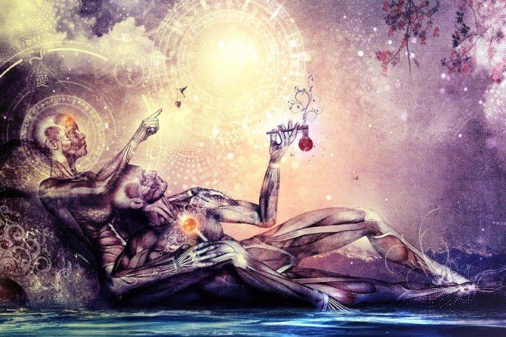 love art spiritual