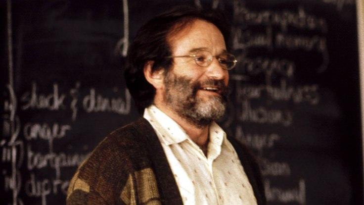 GOOD WILL HUNTING, Robin Williams, 1997